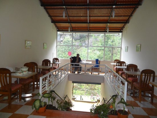 Pinewood Guest House : Inside Dining