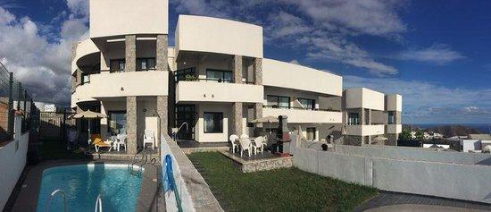 Mirador Del Mar Villas : Views of all the villas