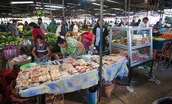 Goodlands: Marché aux légumes