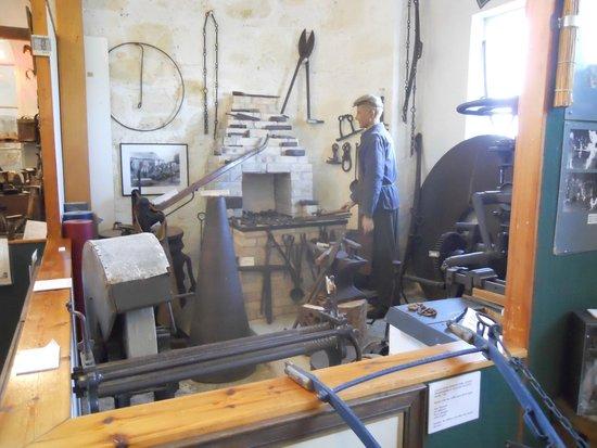 Helston Museum: Blacksmith