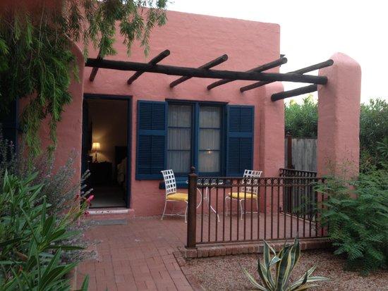 Arizona Inn: Room 117