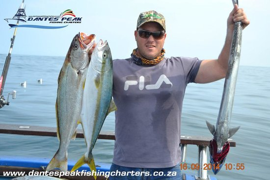 Dantes Peak Fishing Charters