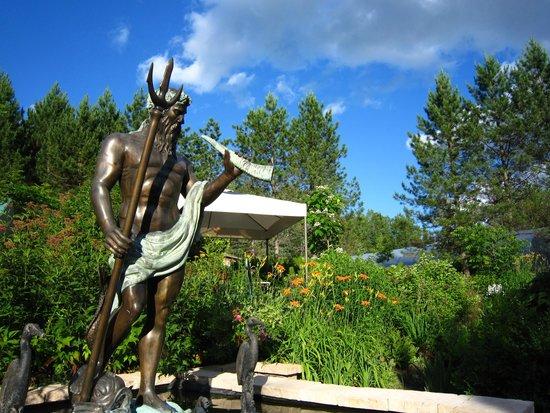 Saint-Raymond, Καναδάς: Jardin de Neptune / Neptune's Garden