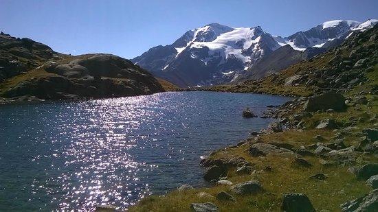 Domina Parco dello Stelvio: Lago lungo