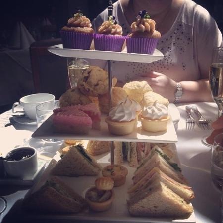 Lenzerheide Restaurant: High Tea