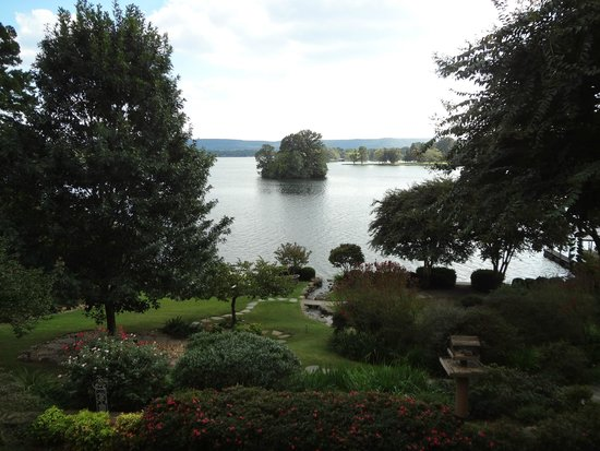 Lookout Point Lakeside Inn : View from Bird Son, second floor