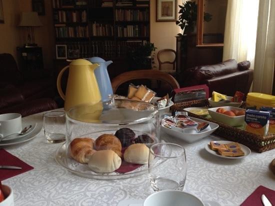 Alle Fondamente Nuove: breakfast !!!!!