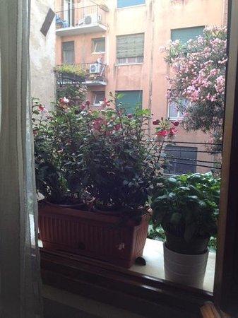 Alle Fondamente Nuove: 餐廳的窗戶