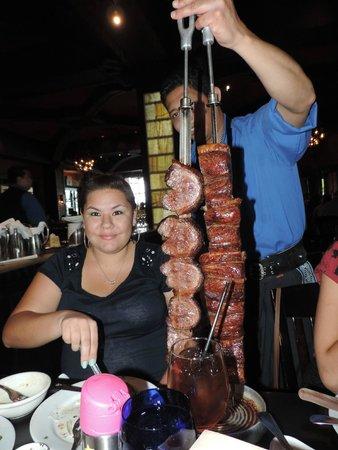 Las Carnes Sabrosisimas En Texas De Brasil Las Vegas Picture Of