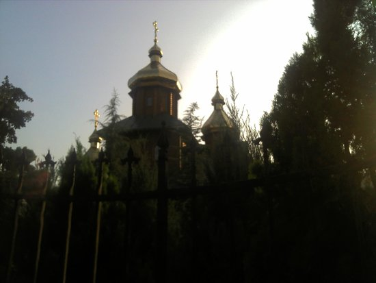 Church in Honor of Prince Vladimir and Mortyr Lyudmila Cheshskaya