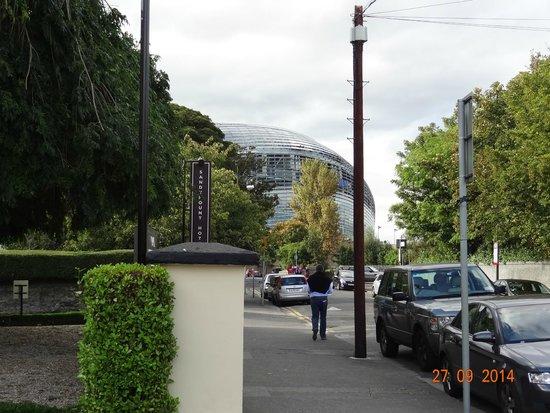 Sandymount Hotel: stade