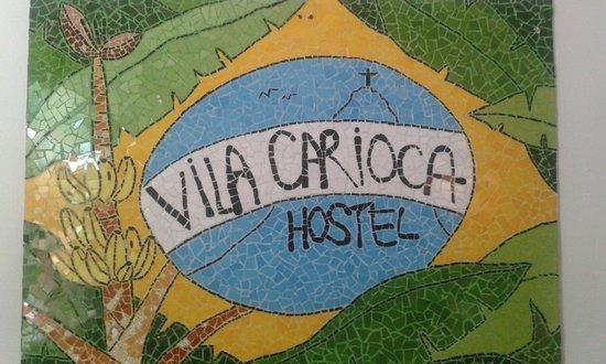 Vila Carioca Hostel : Vila Carioca