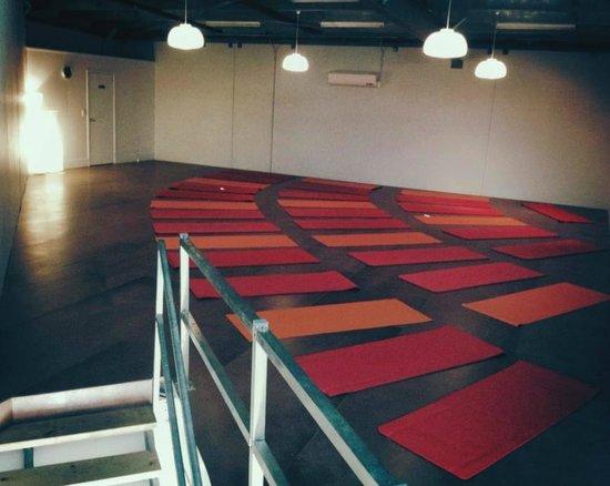 Good Vibes Pilates & Yoga: Our Yoga Room