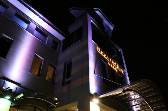 Haffner Hotel: ホテルの外観