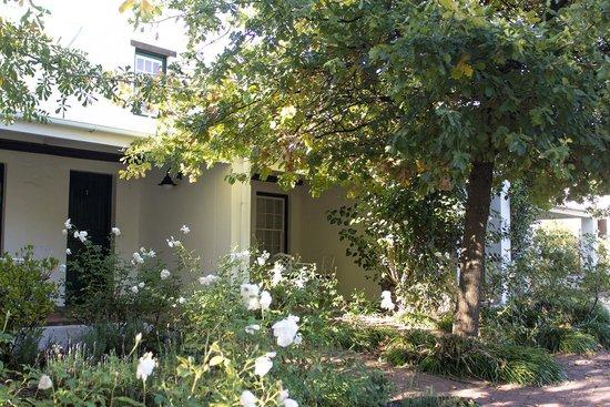 Knorhoek: Garden rooms