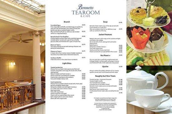 Bennetts Tearoom