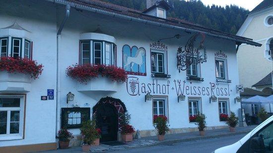 Hotel - Restaurant Weisses Rossl