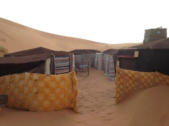Andiamo In Marocco - Day Tours: accampamento nel deserto