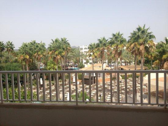Protur Safari Park Aparthotel: Balcony view
