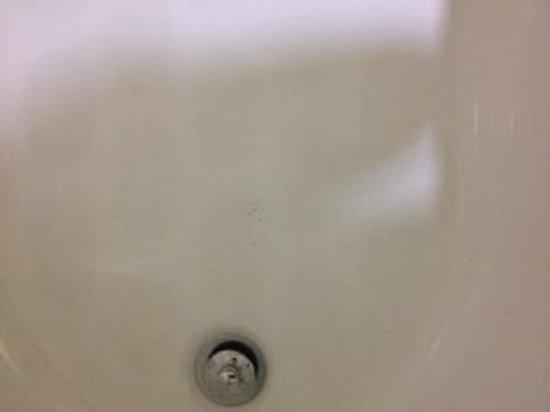 SpringHill Suites Hampton : Bathtub/Shower