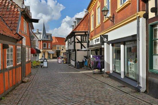 Attractions g Activities Ebeltoft Southdjurs Municipality East Jutland Jutland.