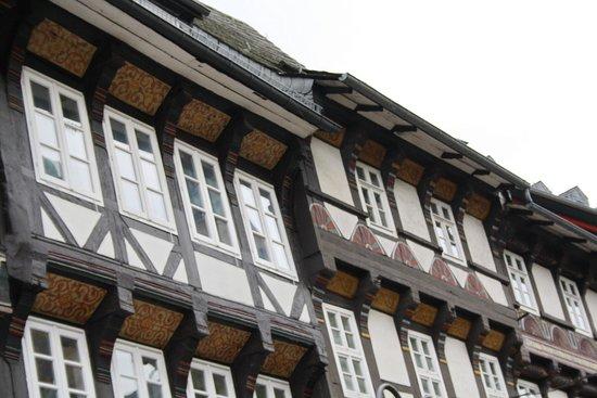 Die Butterhanne: front of the restaurant
