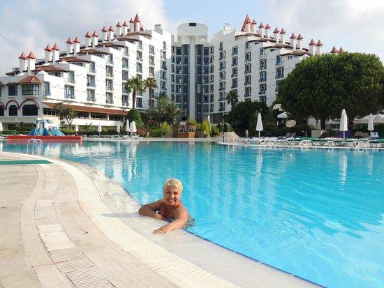 Цены на проживание в отеле green max(белек, турция), путевки на отдых с перелетом и без, горящие туры в отель green max 5*.