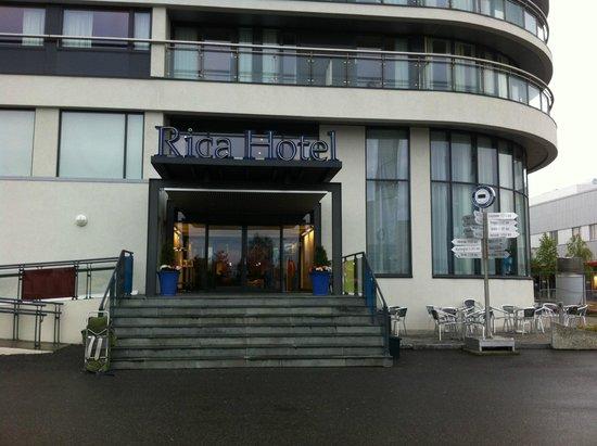 Scandic Alta: Velkommen inn