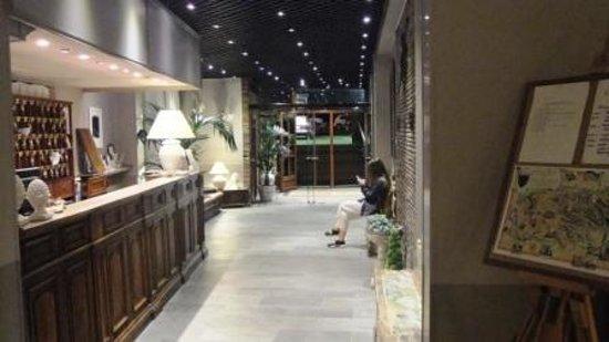 Hotel San Luca: Lobby