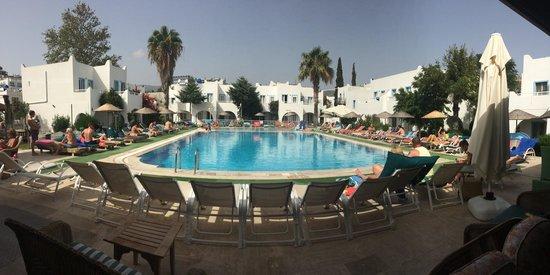 Hotel Bagevleri: Pool