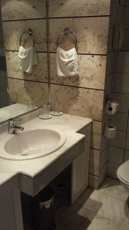 Dionysos Hotel : Il bagno