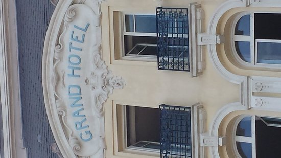 Le Grand Hotel Cabourg - MGallery Collection: Façade arrière