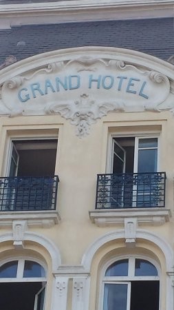 Le Grand Hotel Cabourg - MGallery Collection : Façade arrière