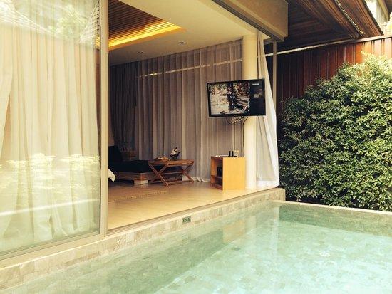 Baan Haad Ngam Boutique Resort & Villas : Villa 4