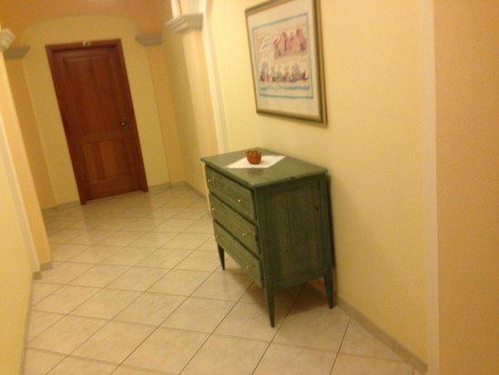 Residence Marina Palace : Hotel Hall