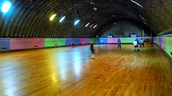 Portage, WI: 1700 Square Feet of Beautiful Maple Hardwood Skate or Dance Surface