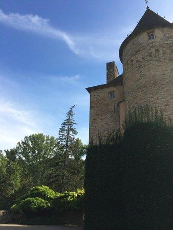 Chanac, France : Chateau de Ressouches