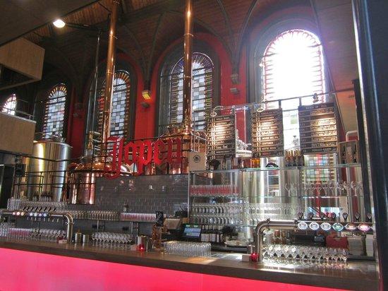 Inside Jopenkerk