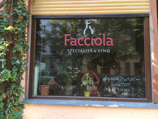 Photo of Italian Restaurant Facciola at Forster Str. 5, Berlin 10999, Germany