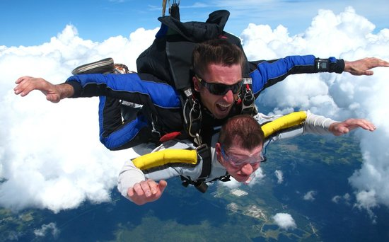 Skydive City: Free fall rush