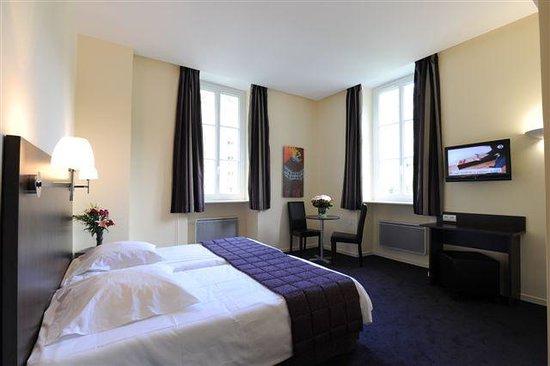 Savoy Hotel : chambre supérieure