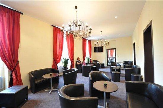 Savoy Hotel : Notre salon