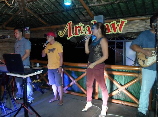 Anahaw Island View Resort: Band