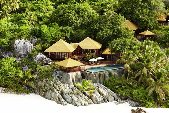 Fregate Island Private: Private Pool Twin Villa