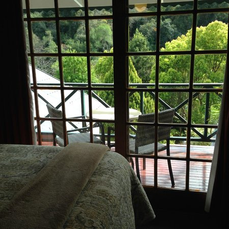View From Balcony At Forest View Suite Picture Of Edenwood House George Tripadvisor