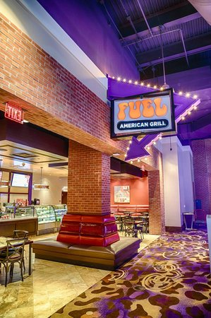 Fuel American Grill