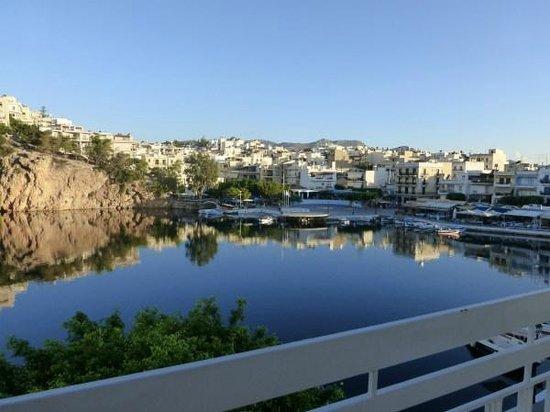 Du Lac hotel: vue de la chambre