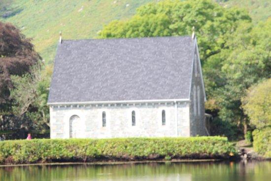 Gougane Barra Park : Gougane Island Chapel