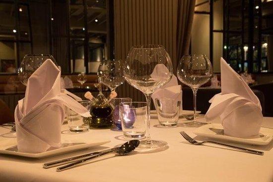 Sensi Restaurant: Sensi Dining room