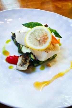 Sensi Restaurant: Snow Fish